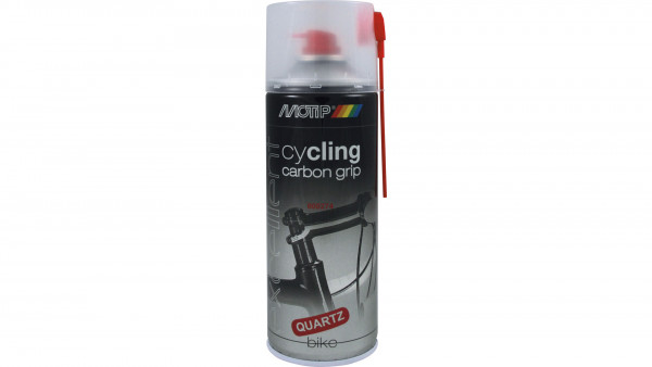 MOTIP CYCLING CARBON GRIP SPRAYDOSE 400ML