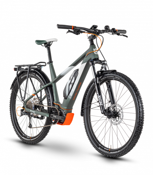 Husqvarna Cross Tourer 4 Gent - 27.5