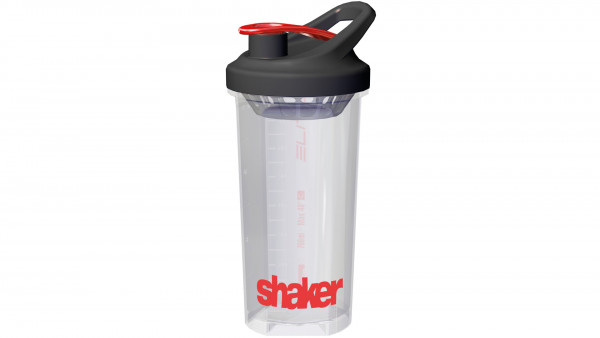 ELITE SHAKER 700 ML TRANSPARENT