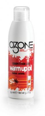 ELITE WARM UP OIL SPRAYDOSE 150 ML.