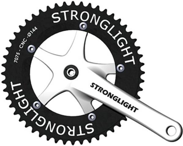 Stronglight SINGLESPEED KRG TRACK 2000 44 Z. 170 MM