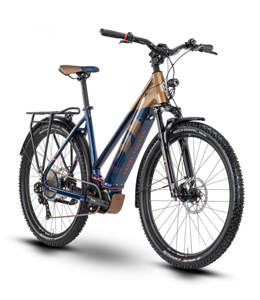 Husqvarna Cross Tourer 6 Trapez - 27.5