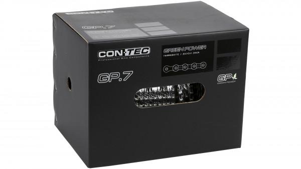 "Contec CT KETTE GP.7 7-FACH 1 / 2""X3 / 32"" 30MBOX TITANGR"