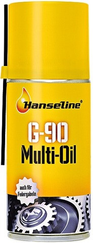 HANSELINE MULTIOEL G 90 150 ML