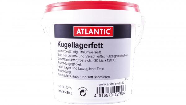 ATLANTIC KUGELLAGERFETT 450G EIMER