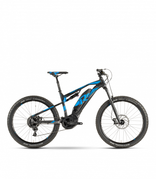 Raymon E-Seven / E-Nine TrailRay 7.0 MTB Full Suspension - 27.5+""