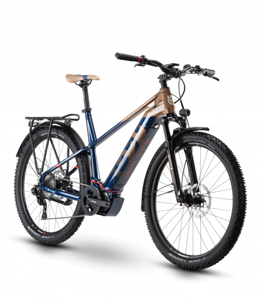 Husqvarna Cross Tourer 6 Gent - 27.5