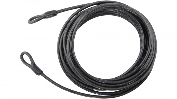 SECURITY PLUS SCHLAUFEN- KABEL,10 METER X 10 MM