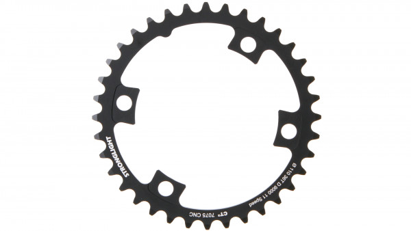 Stronglight KETTENBLATT CT2 SCHW.4 A. DURA ACE 9000,110MM 38 Z.
