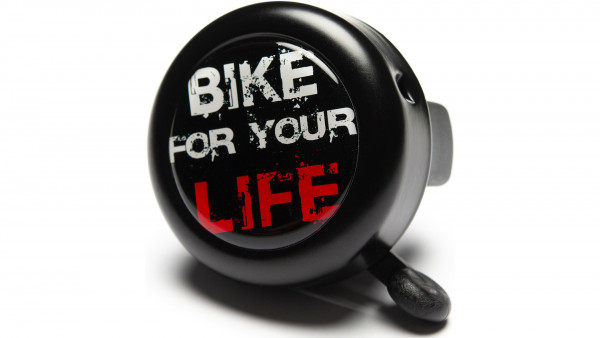 REICH MOTIVGLOCKE BIKE FOR YOUR LIFE 55 MM