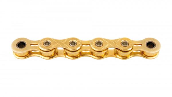 """KMC KETTE X101 GOLD 1 / 2 X 1 / 8"""" 112GL"""