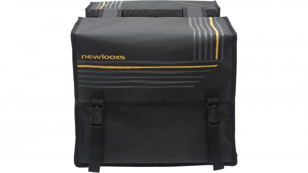 New Looxs DOPPELTASCHE NEW LOOXS BISONYL BASIC,BLACK