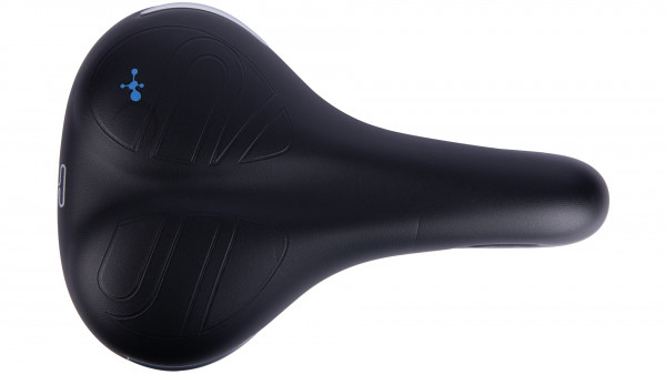 Selle Royal SR SATTEL FREEDOM STRENGT MODERATE MAN SCHWARZ