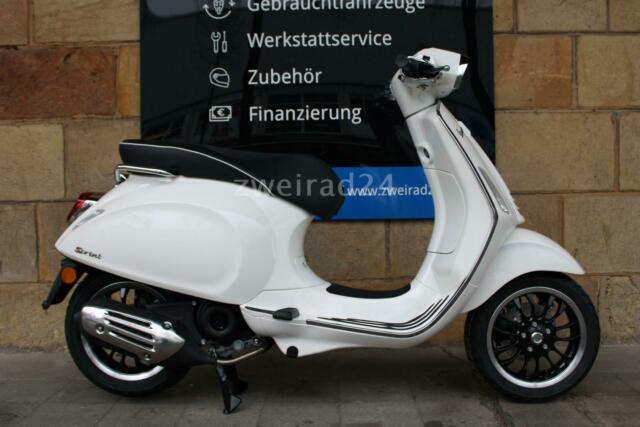 Detailfoto 1 - SPRINT 50 Sprint50 3V 4Takt Neufahrzeug