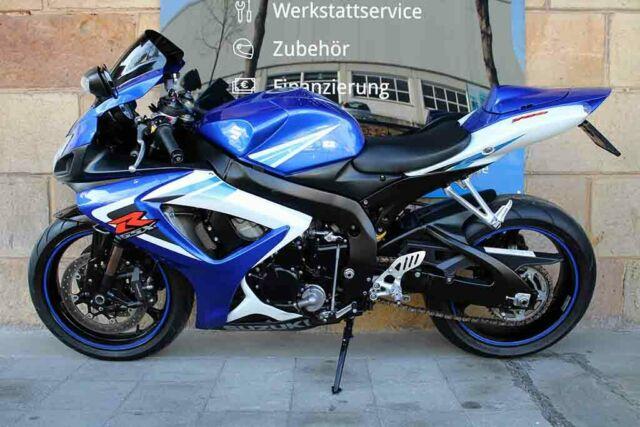 Detailfoto 2 - GSX-R 750 GSXR 750 GSXR750