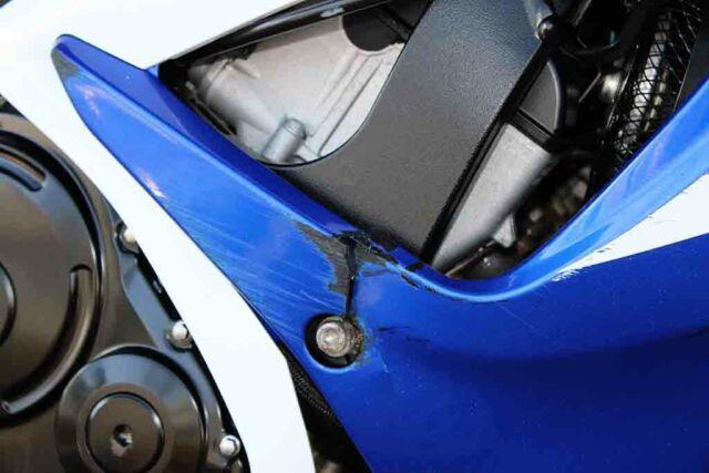 Detailfoto 9 - GSX-R 750 GSXR 750 GSXR750
