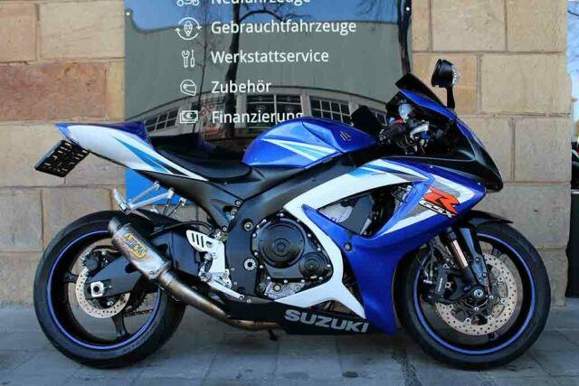 Detailfoto 1 - GSX-R 750 GSXR 750 GSXR750