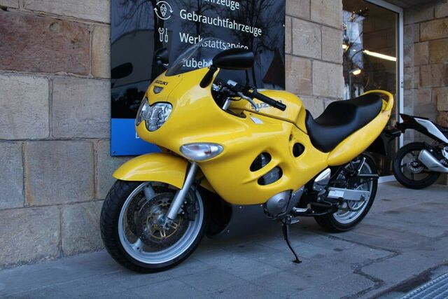 Detailfoto 3 - GSX 600 F GSX-F 600 GSXF