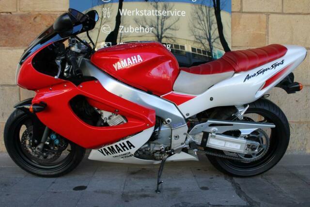 Detailfoto 2 - YZF 1000 R YZF1000R YZF-R 1000