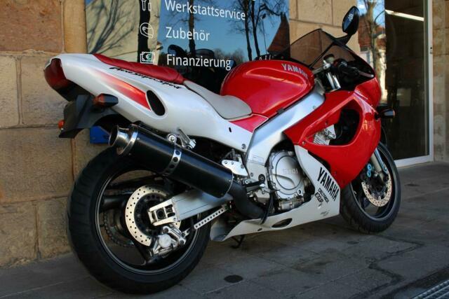 Detailfoto 5 - YZF 1000 R YZF1000R YZF-R 1000