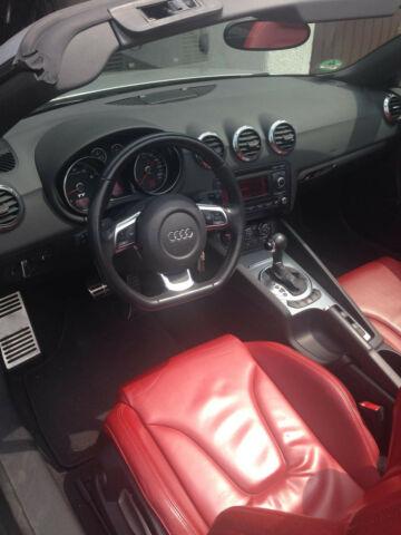 Detailfoto 5 - TT Roadster 2.0 TFSI S tronic