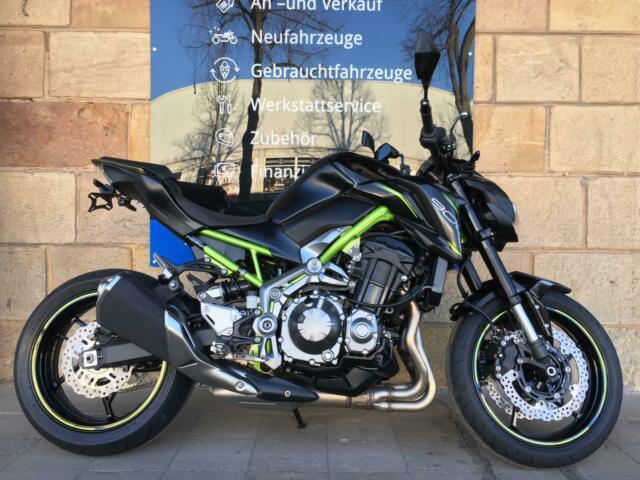 Detailfoto 1 - Z 900 Z900 Z-900 ABS Finanz. ab 2,9%