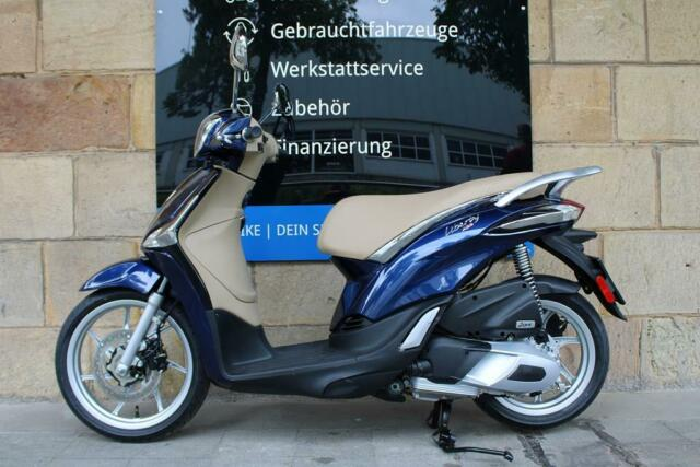 Detailfoto 2 - LIBERTY 125 ABS E4 SOFORT VERFÜGBAR