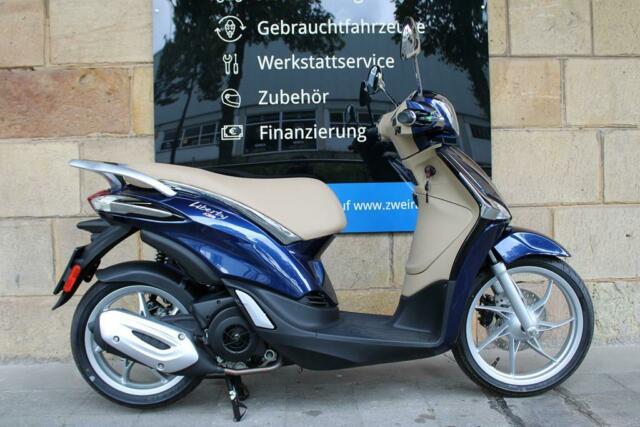 Detailfoto 1 - LIBERTY 125 ABS E4 SOFORT VERFÜGBAR