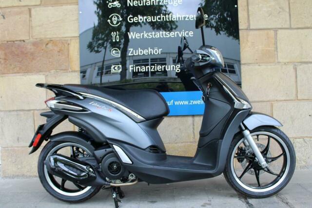 Detailfoto 1 - LIBERTY S 125 ABS E4 SPORT SOFORT VERFÜGBAR