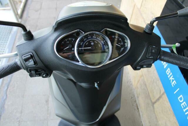 Detailfoto 12 - MEDLEY S 125 ABS E4 I-GET SPORT SOFORT VERFÜGBAR