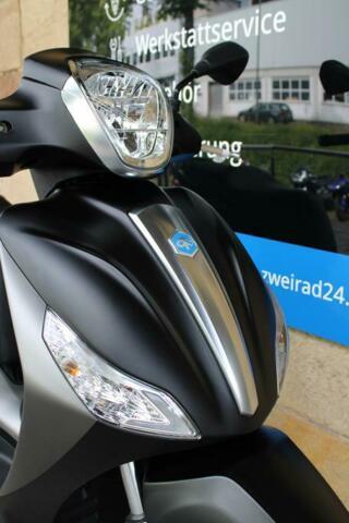 Detailfoto 7 - MEDLEY S 125 ABS E4 I-GET SPORT SOFORT VERFÜGBAR