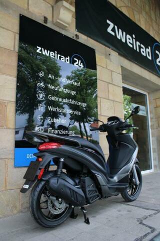 Detailfoto 5 - MEDLEY S 125 ABS E4 I-GET SPORT SOFORT VERFÜGBAR