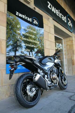 Detailfoto 7 - CB 500 F ABS CB500F FINANZ MÖGLICH