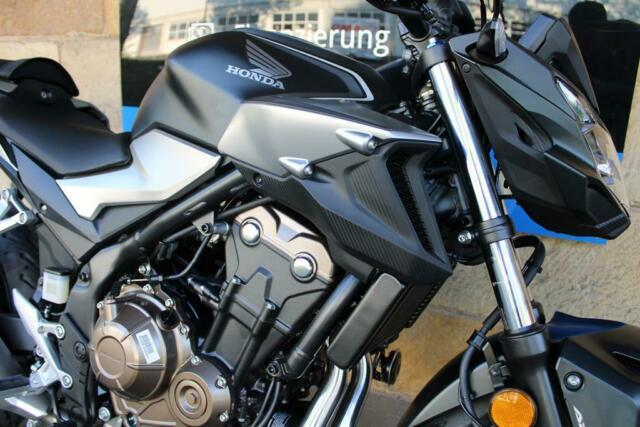 Detailfoto 5 - CB 500 F ABS CB500F FINANZ MÖGLICH