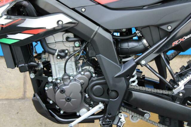 Detailfoto 4 - RX 125 4T E4 ABS ENDURO RX125