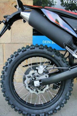 Detailfoto 10 - RX 125 4T E4 ABS ENDURO RX125