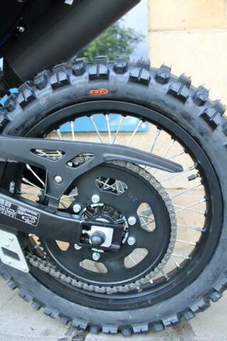 Detailfoto 11 - RX 125 4T E4 ABS ENDURO RX125