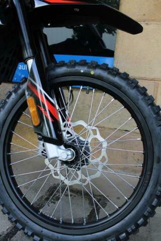 Detailfoto 12 - RX 125 4T E4 ABS ENDURO RX125