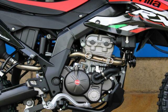 Detailfoto 3 - RX 125 4T E4 ABS ENDURO RX125