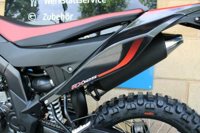 Detailfoto 8 - RX 125 4T E4 ABS ENDURO RX125