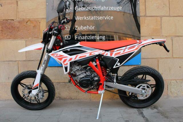Detailfoto 2 - RR 4T 125 LC MOTARD RR125 SPM SUPERMOTO