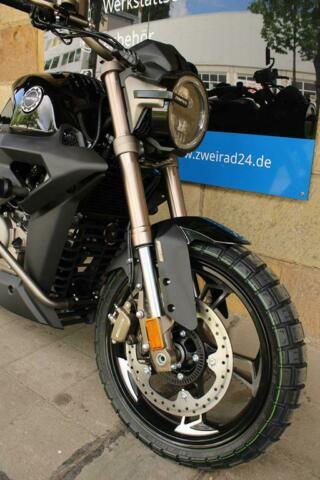 Detailfoto 11 - ZONTES G1 - ZT125-G1 - CAFÈ RACER ABS - LAGER